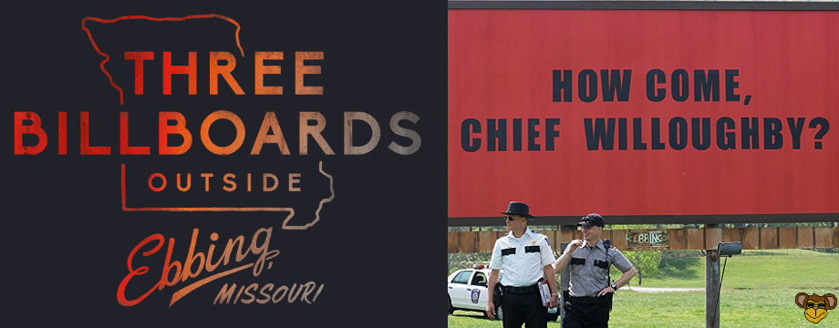 Three Billboards outside ebbing missouri - Blu-Ray Review