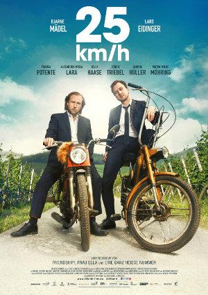 25kmh - Poster   Komödie, Road Movie