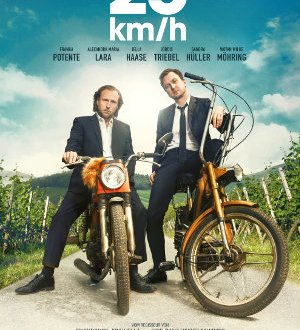 25kmh - Poster | Komödie, Road Movie