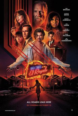 Bad Times at the El Royal - Teaser | Komödie, Krimi