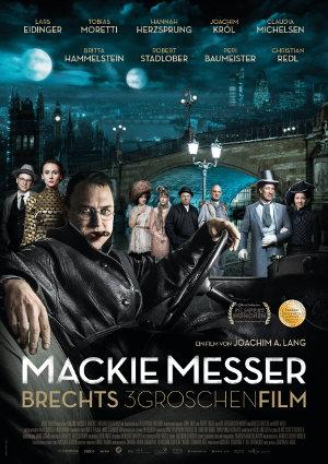 Mackie Messer - Poster   Theater Oper Verfilmung