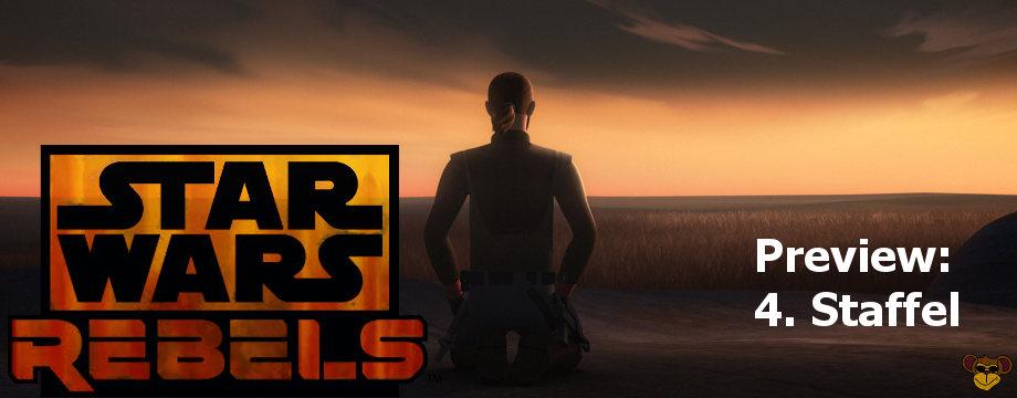 Star Wars Rebels - Review Season 4 Episode 1 +2 | Quelle Disney Channel