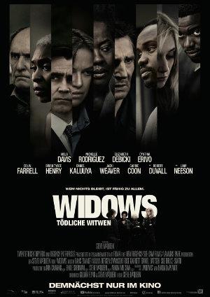 Widows - toedliche Witwen - Poster | Thriller