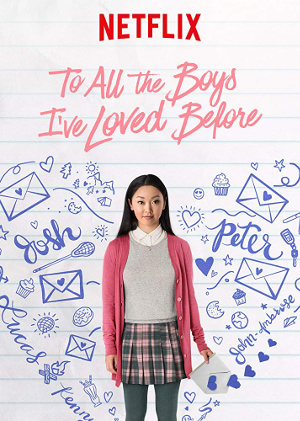 To all the boys Ive loved before - Poster | RomCom von Netflix