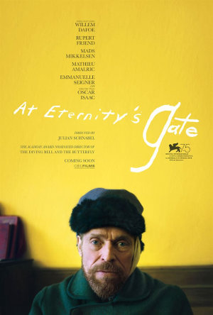 At Eternity's Gate - Teaser   Biopic with Willem Dafoe