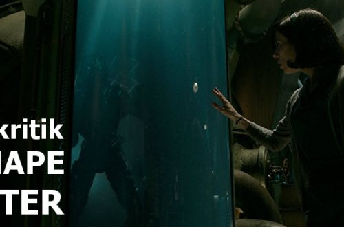 The Shape of Water - Review | Filmkritik
