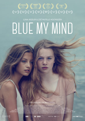 Blue My Mind - Poster   Coming of Age Drama