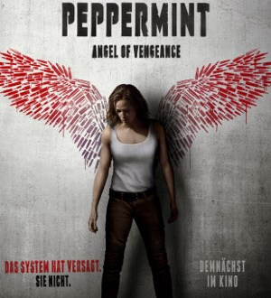 Peppermint - angele of vengeance - Poster | Action, Rachefilm