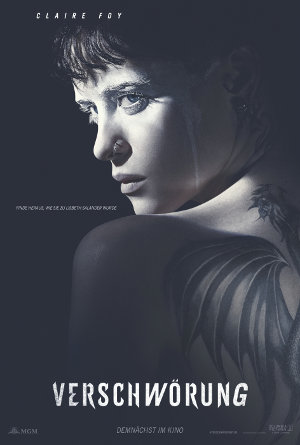 Verschwörung - Poster | Thriller, Romanverfilmung, Stieg Larson