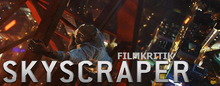 Skycraper - review mit Dwyane Johnson