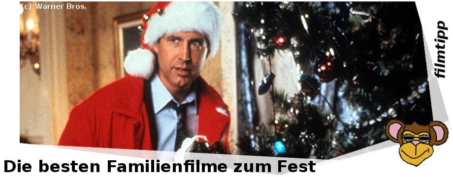Chaotische Weihnachten: Die besten Familienfilme zum Fest