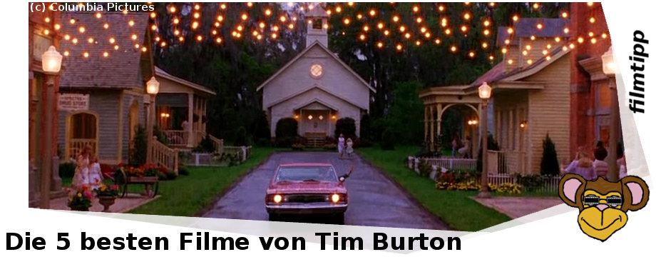 Die fünf besten Filme von Tim Burton | Big Fish