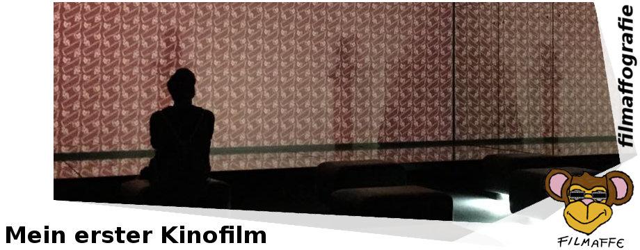 Filmaffografie - Mein erster Kinofilm