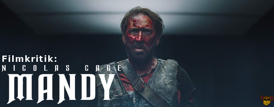 Mandy - Review | Horror Grindhouse Nicolas Cage