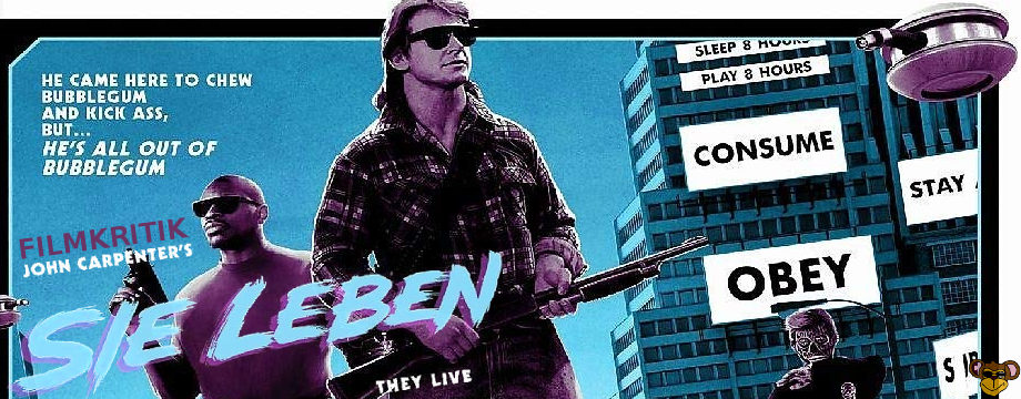 Sie Leben - They Live - Review