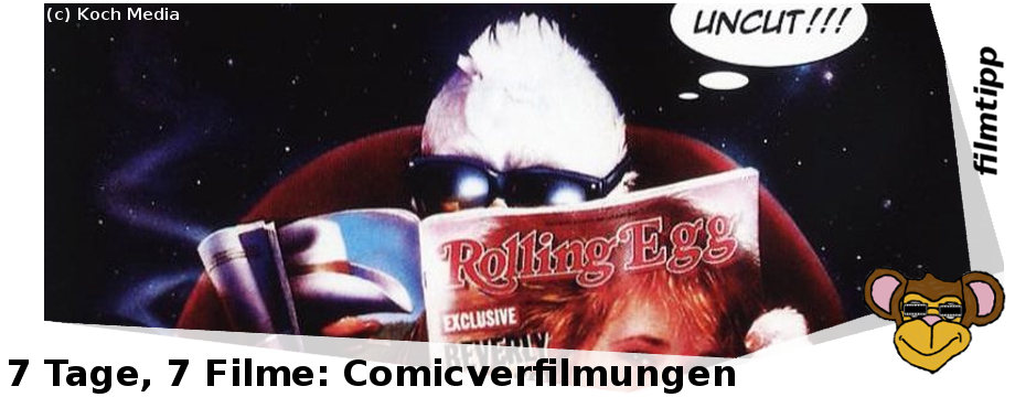 7 Tage 7 Filme - Comicverfilmungen | Howard the Duck