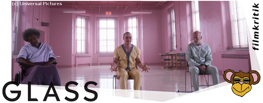 Glass - Review | Thriller M. Night Shyamalan