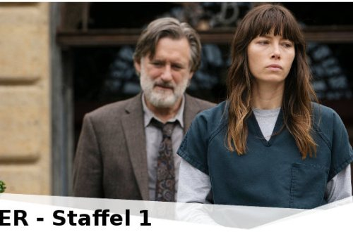 The Sinner - Saeson 1 - Review | Thriller mit Jessica Biel und Bill Pullman