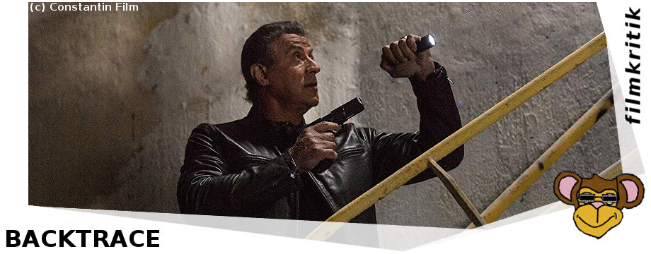 Backtrace - Kritik | Action Sylvester Stallone
