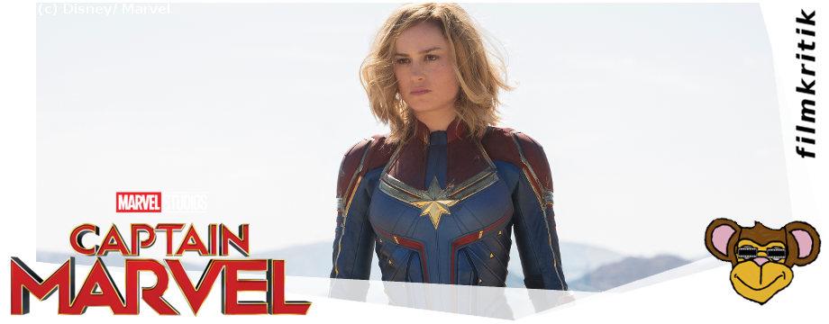 Captain Marvel_review | Brie Larson