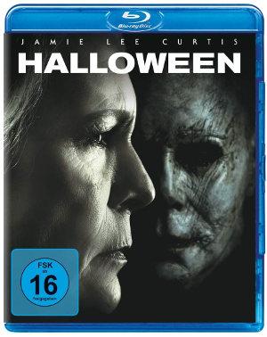 Halloween 2018 - Blu-Ray-cover | Seit dem 28. Februar im Handel