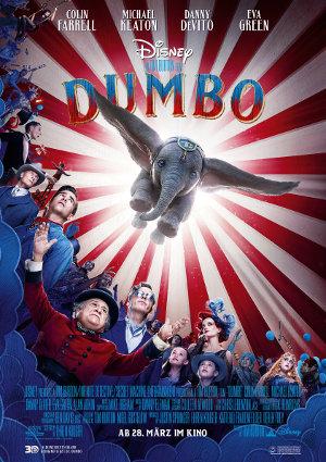 Dumbo - Poster/ Kinoplakat