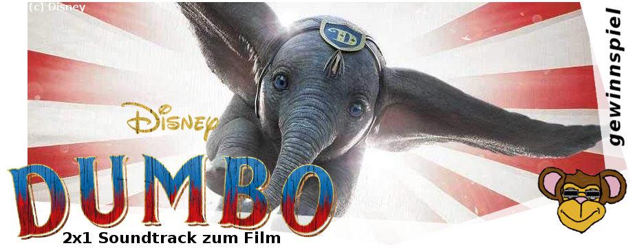 Dumbo - Soundtrack - Gewinnspiel