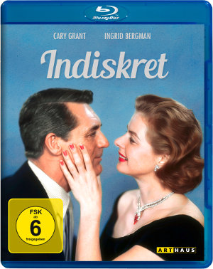 Indiskret - BluRay-Cover | Romanze