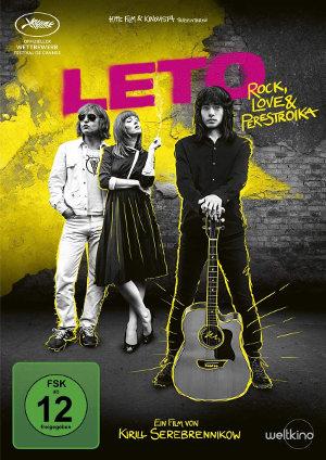 Leto - DVD-Cover | Biopic, Drama