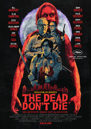 The Dead dont die - Poster | Filmkritik