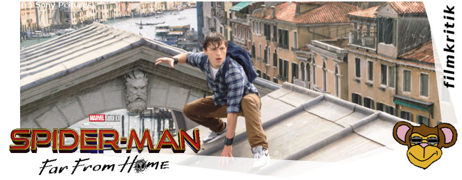 Spider-Man Far From Home - Review
