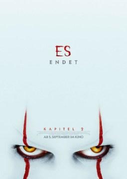 Es Chapter 2 - Poster | Jetzt im Kino