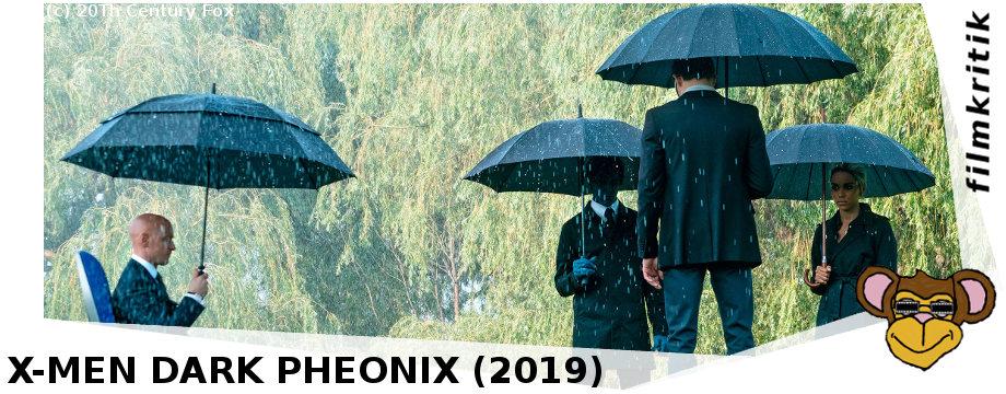 X-Men Dark Phoenix - Review | Filmkritik