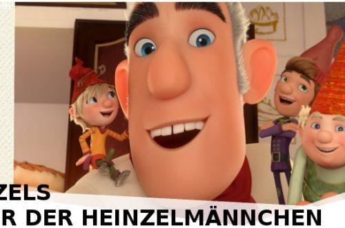 Die Heinzels - Rückkehr der Heinzelmännch - Filmkritik | deutscher Animationsfilm