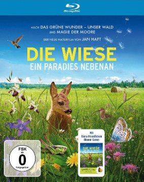 Die Wiese ein Paradies nebenan - BluRay-Cover | Jetzt im Handel
