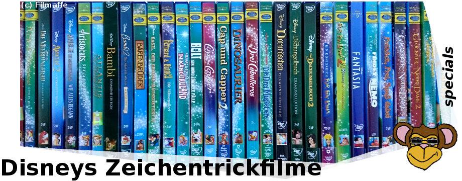 Disneys Zeichentrickfilme