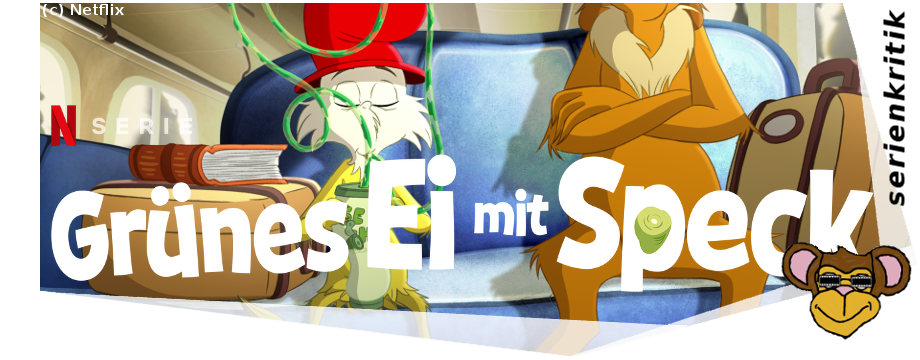 Grünes Ei mit Speck - Season 1 - Review | Jetzt auf Netflix
