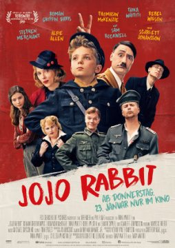 Jojo Rabbit - Poster | Filmkritik Review