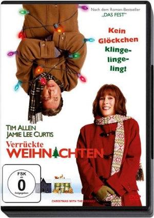 Verrückte Weihnachten - DVD-Cover | Weihnachtsfilm
