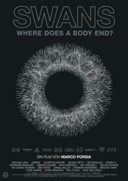 Swans - where does a body end - Poster | Dokumentation über die Band Swans