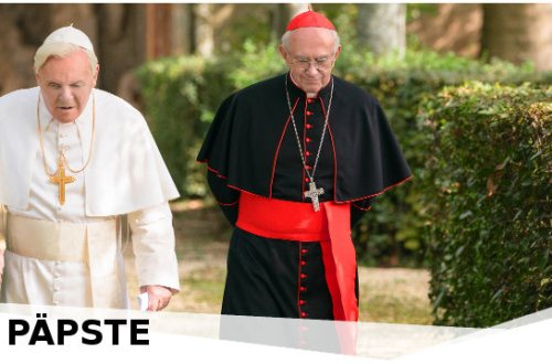 Die zwei Päpste | Filmrkritik, Review, Netflix