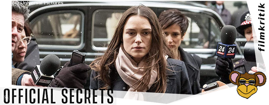 Official Secrets - Review | Keira Knightley