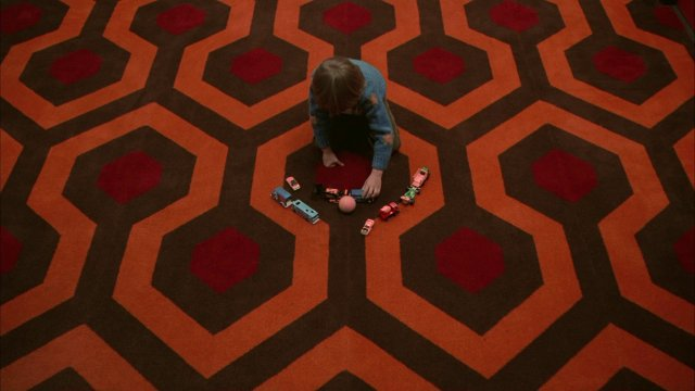 Image result for the shining carpet