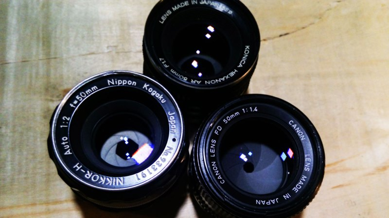 The Best 50mm Lens to Adapt to a Fujifilm X Camera