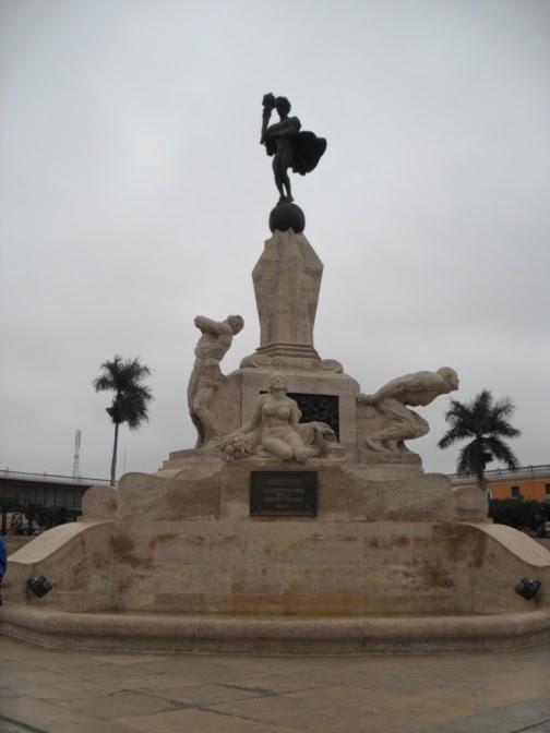 Film Location in Peru