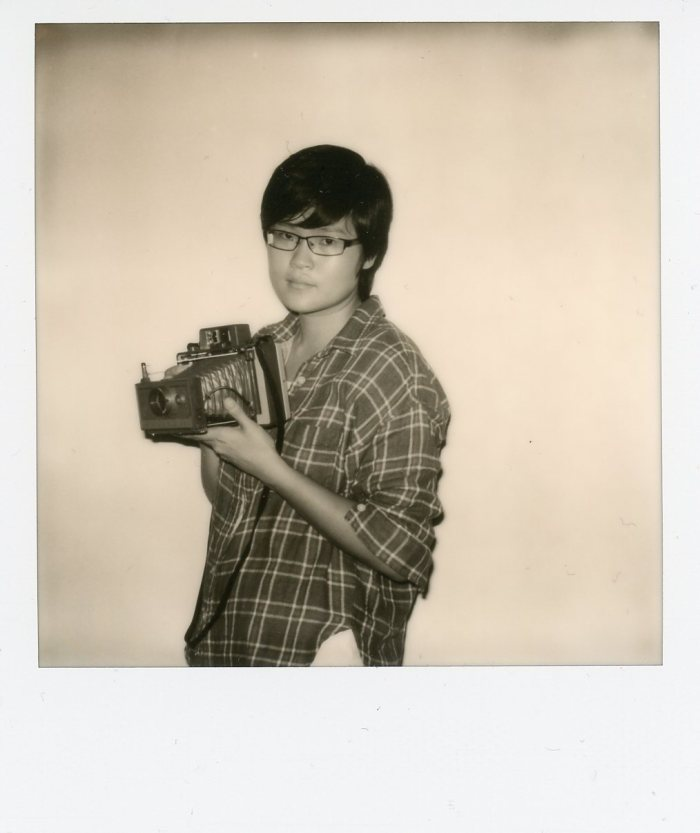 Impossible project SX-70