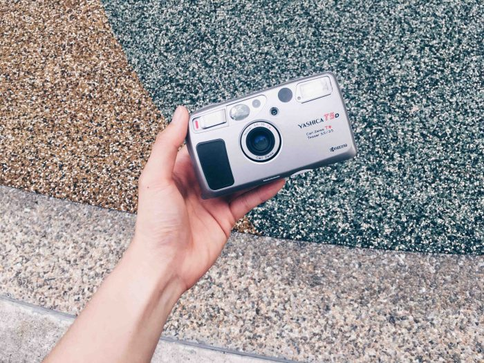 Yashica T5D