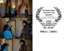 Best Director Ay Jose