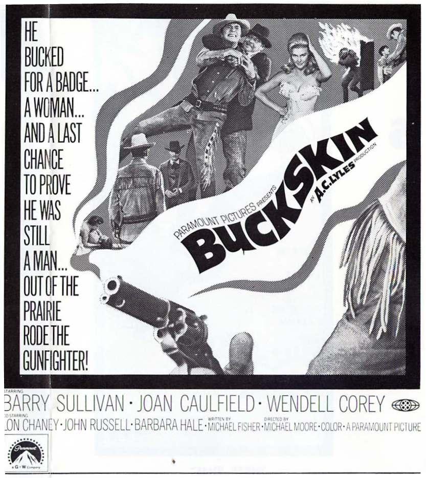 buckskin admat