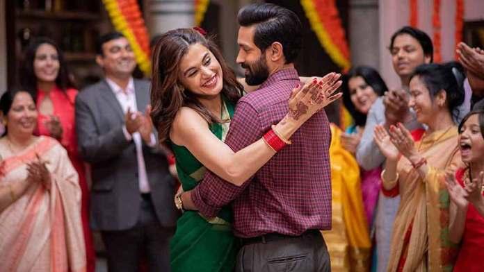 हसीन दिलरुबा 2021 Hindi Film Taapsee Pannu